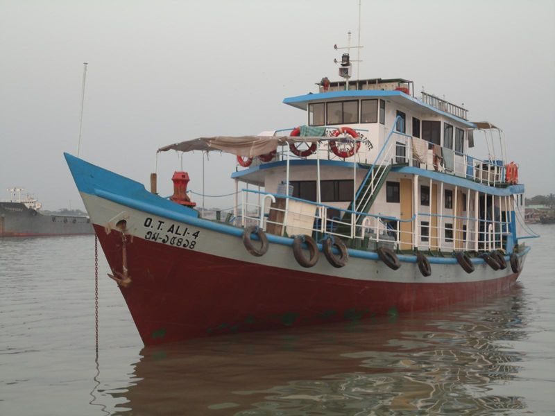 Sundarban cruising boat